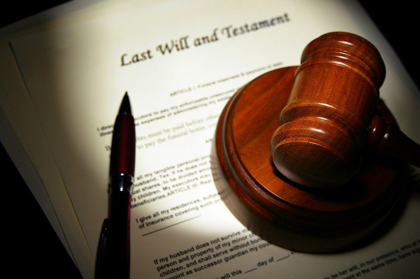 Have You Made a Will?