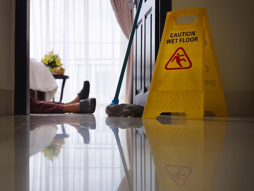 Pursuing a Claim for a Workplace Accident
